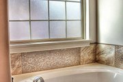 European Style House Plan - 4 Beds 3.5 Baths 3083 Sq/Ft Plan #17-2499 Interior - Master Bathroom