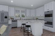 Cottage Style House Plan - 2 Beds 2 Baths 1641 Sq/Ft Plan #1060-64 Interior - Kitchen