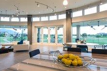 Modern Interior - Dining Room Plan #920-18