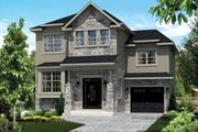 Country Style House Plan - 3 Beds 1 Baths 1760 Sq/Ft Plan #25-4299 Exterior - Front Elevation