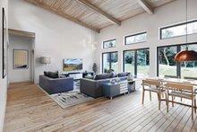 Contemporary Interior - Dining Room Plan #924-13