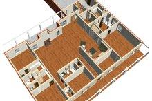 Country Floor Plan - Other Floor Plan Plan #44-129