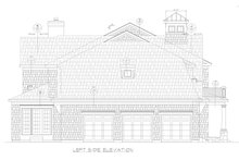 House Plan Design - Classical Exterior - Other Elevation Plan #20-2385