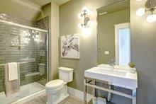 House Design - Contemporary Interior - Bathroom Plan #569-40