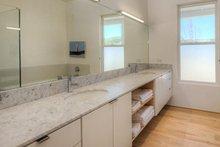 House Plan Design - Ranch Interior - Master Bathroom Plan #888-8
