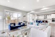 European Style House Plan - 4 Beds 3.5 Baths 3789 Sq/Ft Plan #1066-65 Photo