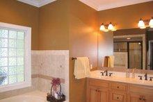 Dream House Plan - Country Interior - Master Bathroom Plan #44-155
