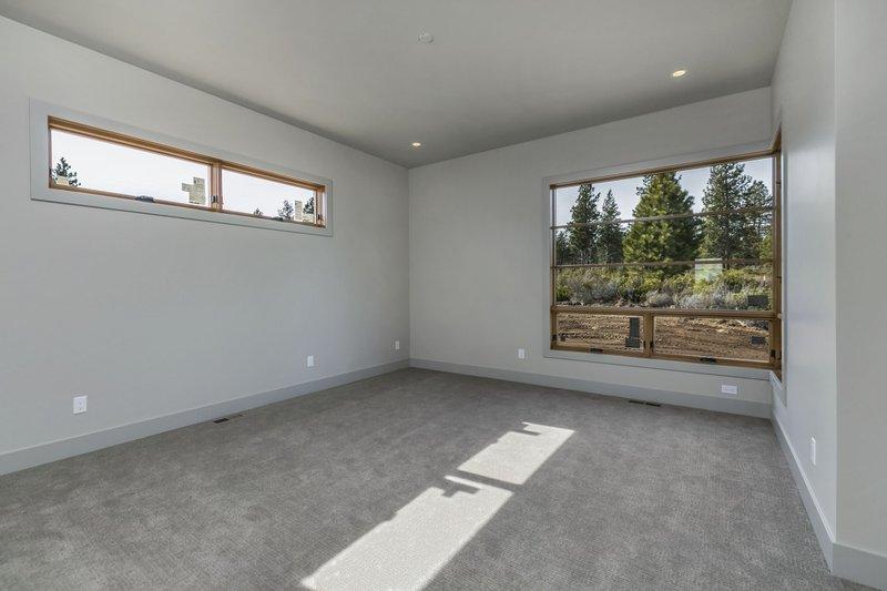 Modern Interior - Master Bedroom Plan #892-17 - Houseplans.com