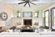 Farmhouse Style House Plan - 4 Beds 4 Baths 2545 Sq/Ft Plan #927-990 Interior - Other