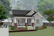 Farmhouse Style House Plan - 3 Beds 2 Baths 1720 Sq/Ft Plan #79-232