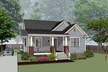 Home Plan - Farmhouse Exterior - Front Elevation Plan #79-232