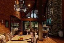 Dream House Plan - Craftsman Interior - Dining Room Plan #923-21