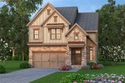 Traditional Style House Plan - 3 Beds 2.5 Baths 2138 Sq/Ft Plan #419-255