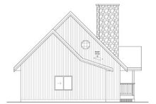 Architectural House Design - Country Exterior - Rear Elevation Plan #126-230