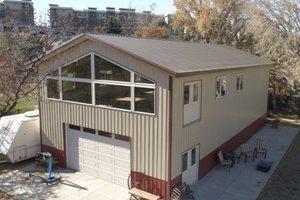 Architectural House Design - Photo by SW Morgan Fine Home Design