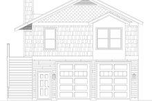 House Plan Design - Contemporary Exterior - Front Elevation Plan #932-350