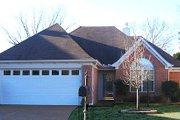European Style House Plan - 3 Beds 2 Baths 1478 Sq/Ft Plan #81-13814 Exterior - Front Elevation