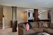 Home Plan - LL Family Room Wet Bar