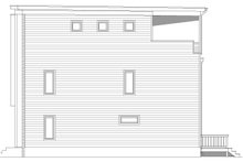 Contemporary Exterior - Other Elevation Plan #932-196