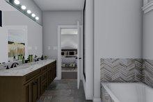 Craftsman Interior - Master Bathroom Plan #1060-52