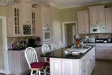Country Interior - Kitchen Plan #137-143