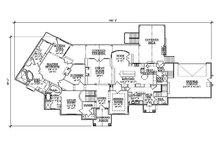 Traditional Floor Plan - Main Floor Plan Plan #5-339