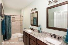 Home Plan - Ranch Interior - Bathroom Plan #929-1050
