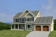 Farmhouse Style House Plan - 3 Beds 2.5 Baths 3341 Sq/Ft Plan #497-11
