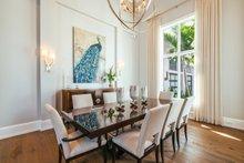 Dream House Plan - Contemporary Interior - Dining Room Plan #930-475