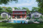 Farmhouse Style House Plan - 3 Beds 2.5 Baths 3177 Sq/Ft Plan #120-275