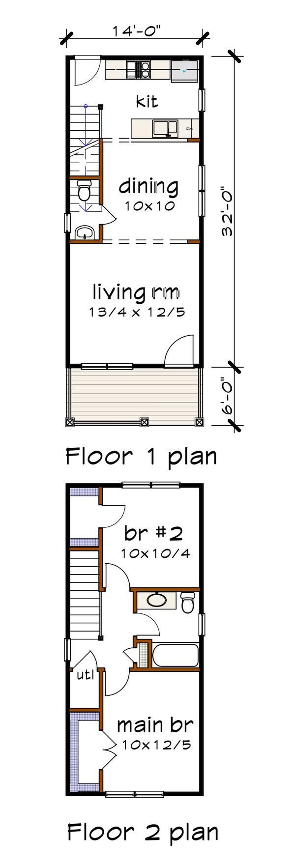House Plan Design - Traditional Floor Plan - Main Floor Plan #79-277