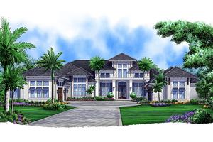 Mediterranean House Design