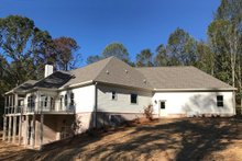 Craftsman Exterior - Rear Elevation Plan #437-87