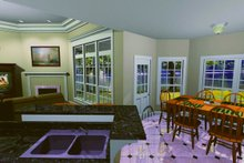 Architectural House Design - Southern Photo Plan #21-102