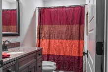 Home Plan - Upper Level Bath