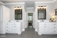 House Plan Design - Ranch Interior - Master Bathroom Plan #929-1007