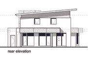 Modern Style House Plan - 4 Beds 2.5 Baths 3146 Sq/Ft Plan #496-19