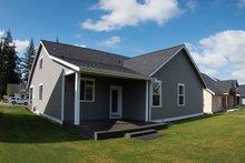 Architectural House Design - Craftsman Exterior - Rear Elevation Plan #1070-20