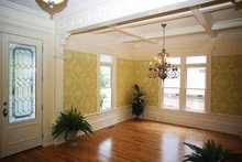 Home Plan - Victorian Interior - Dining Room Plan #410-104