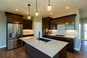 Ranch Style House Plan - 2 Beds 2 Baths 1703 Sq/Ft Plan #70-1458