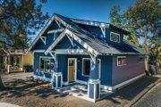 Craftsman Style House Plan - 2 Beds 2 Baths 838 Sq/Ft Plan #895-88