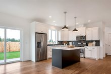 Farmhouse Interior - Kitchen Plan #1070-1