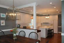 Dream House Plan - Kitchen - 3500 square foot Colonial Home