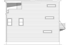 House Design - Contemporary Exterior - Other Elevation Plan #932-243