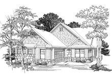 Dream House Plan - Ranch Photo Plan #70-1030