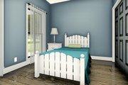 Farmhouse Style House Plan - 2 Beds 1 Baths 890 Sq/Ft Plan #44-222