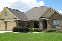 Dream House Plan - Traditional Exterior - Other Elevation Plan #21-179