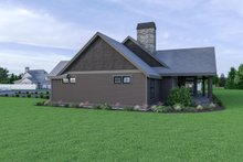 Craftsman Exterior - Other Elevation Plan #1070-68