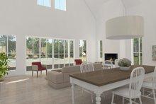 Farmhouse Interior - Family Room Plan #888-7