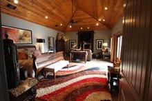 Architectural House Design - Contemporary Interior - Master Bedroom Plan #17-2551